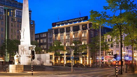 NH Collection Amsterdam Grand Hotel Krasnapolsky
