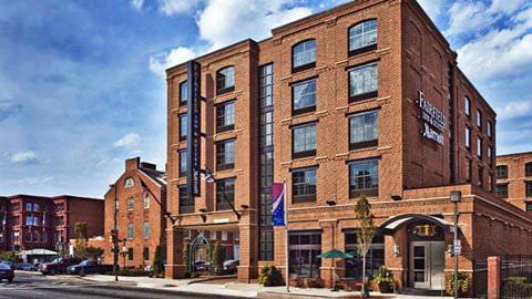 Fairfield inn & Suites by Marriott Baltimore Downtown/Inner Harbor
