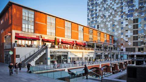 AC Hotel Birmingham, A Marriott Lifestyle Hotel