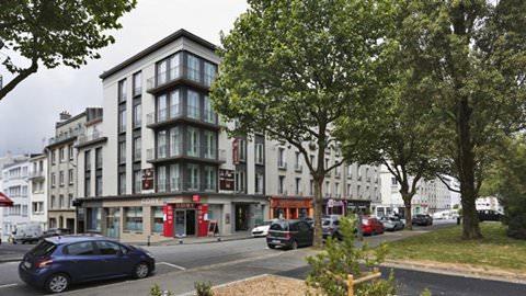 La Paix Hôtel Contemporain Brest centre ville