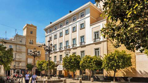 Hotel de Francia y París