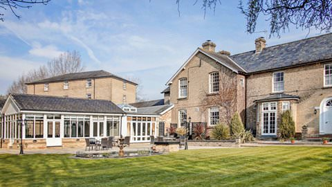 Quy Mill Hotel & Spa, Cambridge, BW Premier Collection