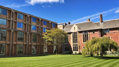 West Court- Jesus College