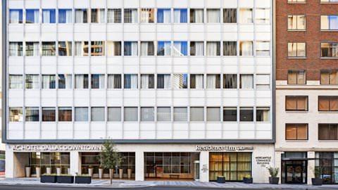 Residence Inn by Marriott Dallas Downtown