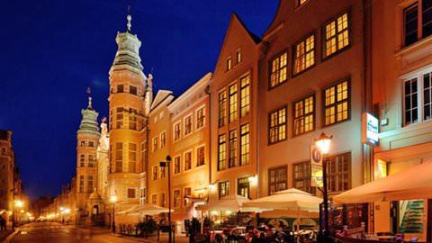 Hotel Wolne Miasto - Old Town Gdańsk