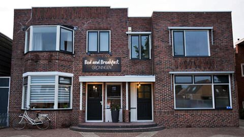 Bed and Breakfast Groningen - Peizerweg