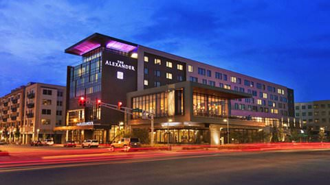 The Alexander, A Dolce Hotel