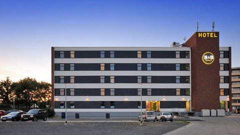 B&B Hotel Kassel-City