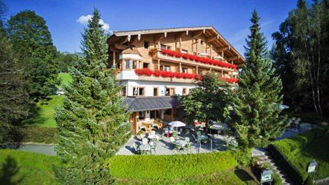 Alpenhotel Kitzbühel am Schwarzsee