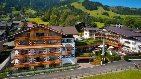 Hotel Kaiserhof Kitzbühel, 4 Sterne Superior