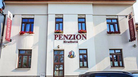 Penzión Hradbová