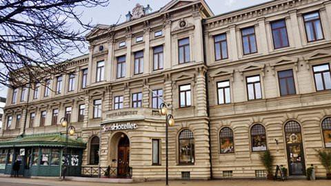 Stadshotellet Kristianstad