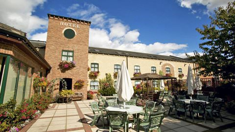 Corn Mill Lodge Hotel