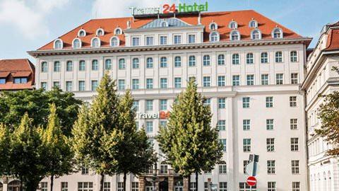 Travel24 Hotel Leipzig City