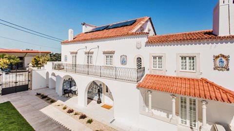 Sra da Oliveira Solar Heritage