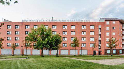 Aparthotel Exe Campus San Mamés