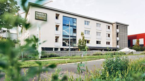 Harry s Home Linz Hotel & Apartments