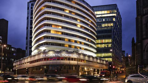 Mercure Liverpool Atlantic Tower