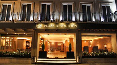 Hotel Plaza Revolución