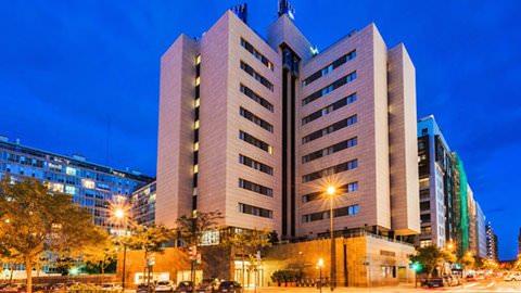 Hotel Valencia Oceanic Managed by Melia Hotels International
