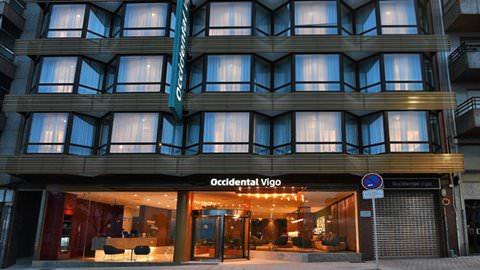 Hotel Occidental Vigo