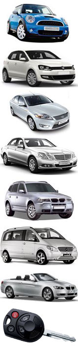 Car rental in Singapore