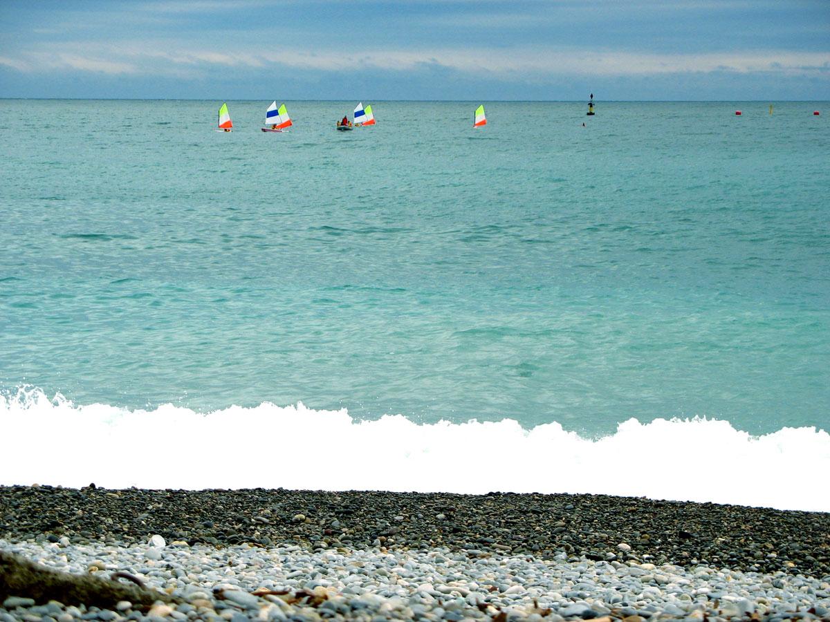 Фото лазурного берега франция