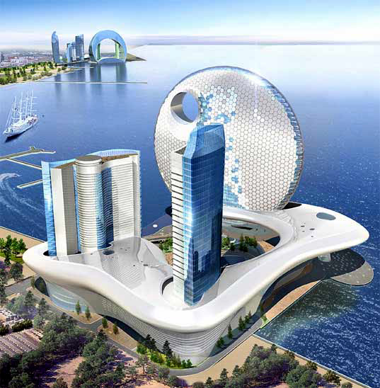 Most futuristic hotels in the world top 10 impressive for The best hotel in the world 7 star