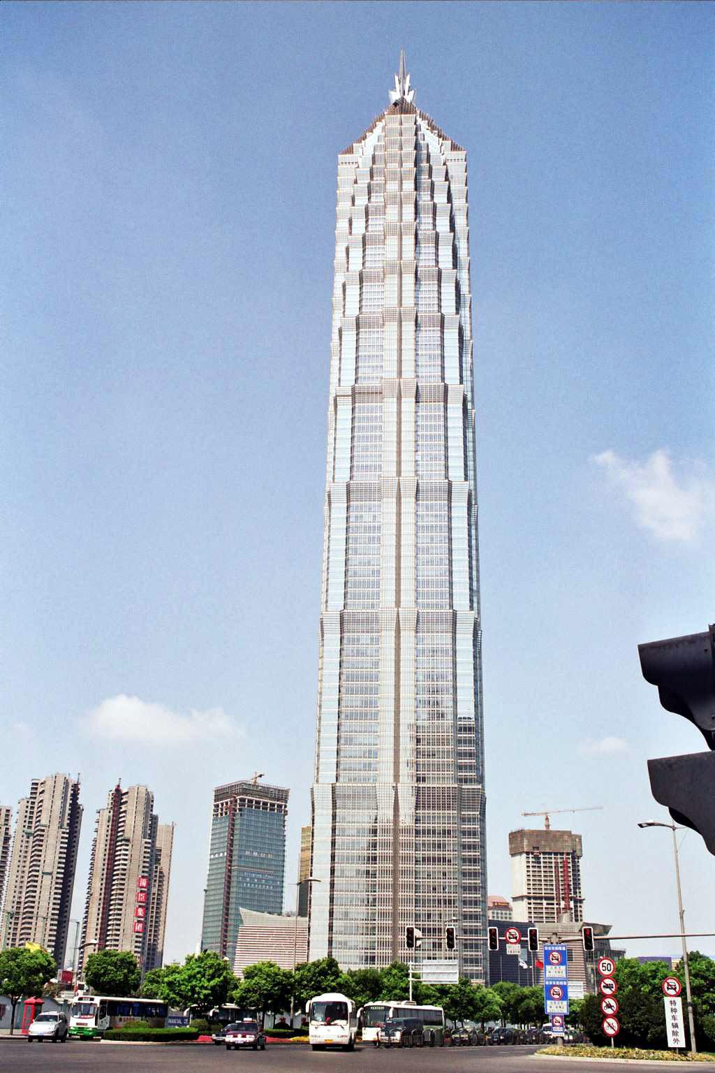 Башня Jin Mao