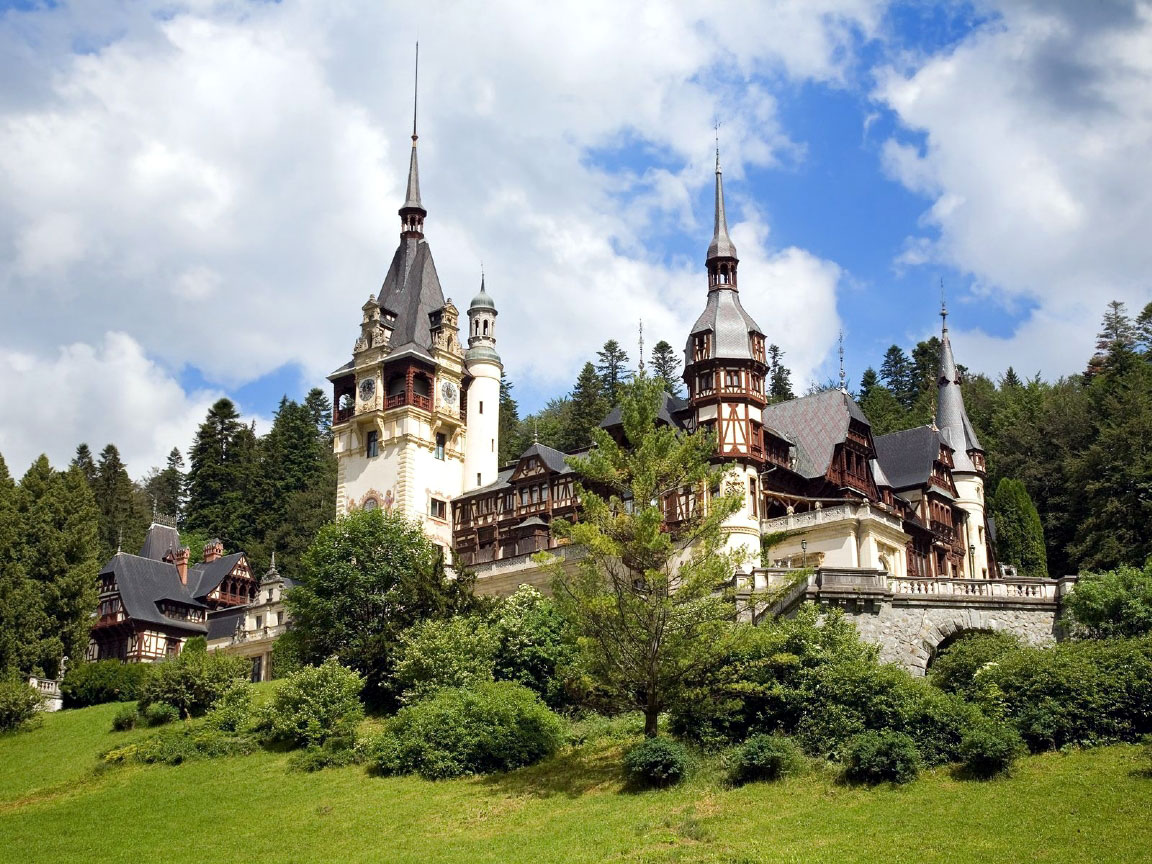 Top 20 famous castles and palaces in the world most beautiful and spectacular castles and - Most beautiful manors romania ...