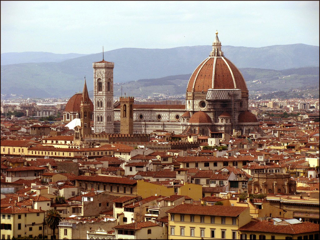 Top 20 magnificent churches in the world most beautiful for Domon florence