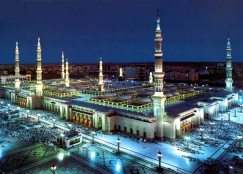 Map Masjid Nabawi http://www.orangesmile.com/travelguide/afoto/most-beautiful-churches.htm