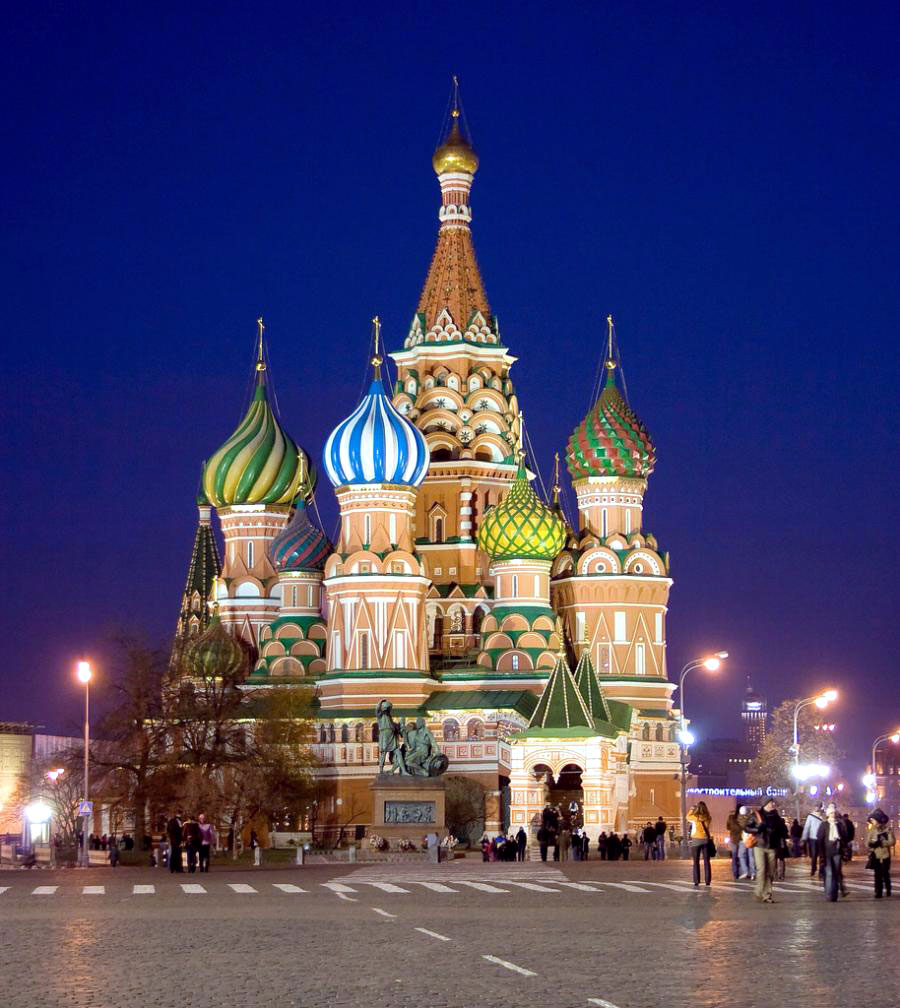 Most beautiful and impressive churches, cathedrals, temples and