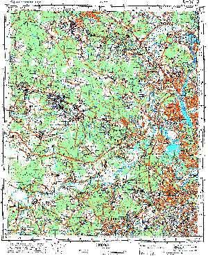 Military Russia Maps