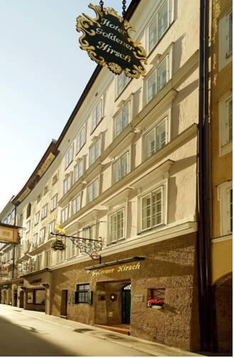 Foto von Hotel Goldener Hirsch - A Luxury Collection Hotel, Salzburg