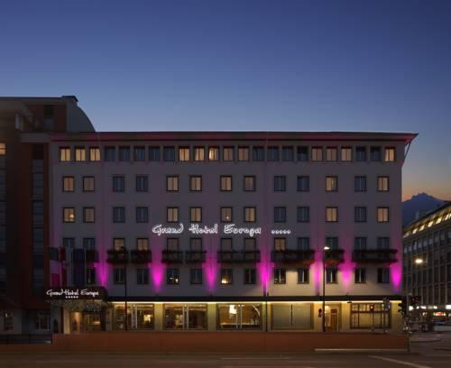 Photo of Grand Hotel Europa, Innsbruck