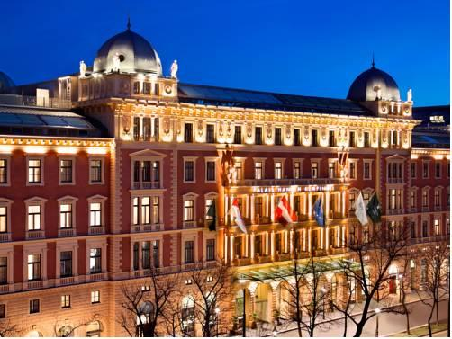 Photo of Palais Hansen Kempinski Vienna, Wien