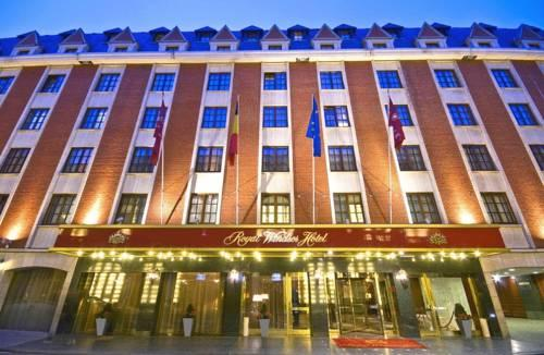 Photo of Royal Windsor Hotel Grand Place, Brussels