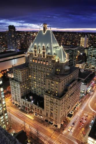 Photo of The Fairmont Hotel Vancouver, Vancouver (British Columbia)