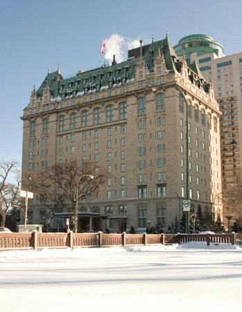 Photo of The Fort Garry Hotel, Winnipeg (Manitoba)