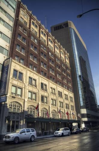 Photo of The Marlborough Hotel, Winnipeg (Manitoba)