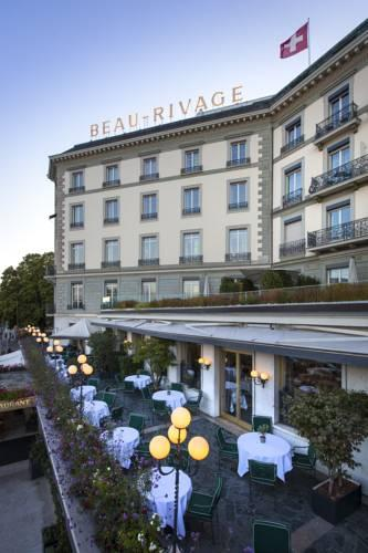 Photo of Hotel Beau Rivage Geneva, Geneva
