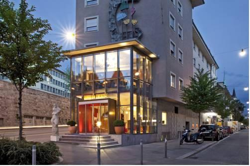 Photo of du Théâtre Swiss Quality Hotel, Zürich