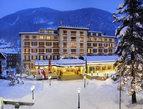 Photo of Grand Hotel Zermatterhof, Zermatt