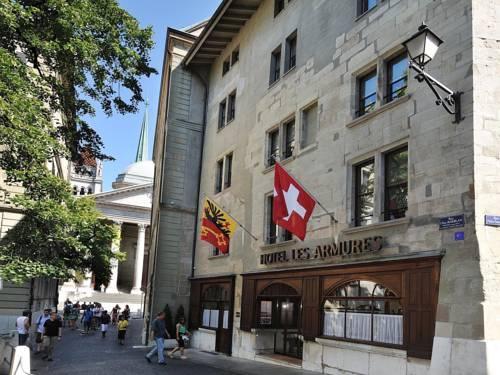 Photo of Les Armures, Geneva