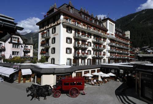Photo of Mont Cervin Palace, Zermatt