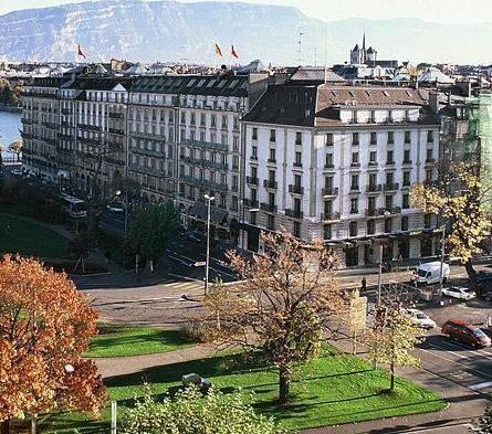 Photo of Adagio Genève Mont-Blanc (ex: Résidence Mont-Blanc), Genève