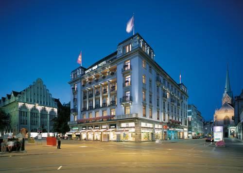 Foto von Savoy Baur en Ville, Zürich