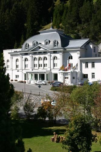 Photo of Steigenberger Grandhotel Belvedere, Davos Platz