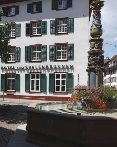 Foto von Hotel zum Spalenbrunnen, Basel